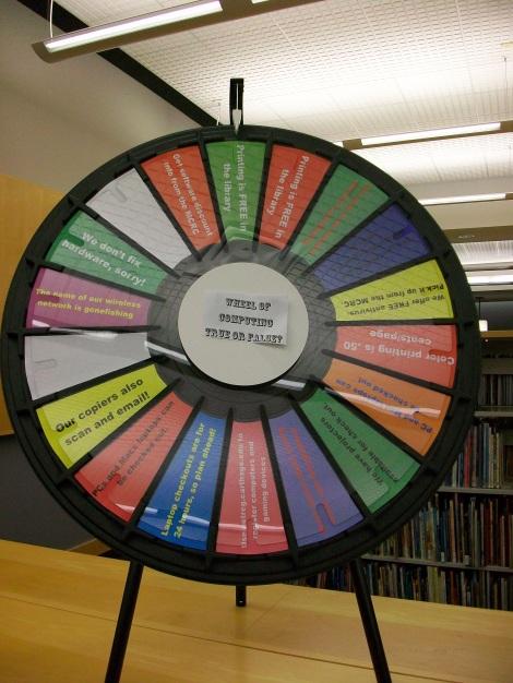 A wheel of FUN