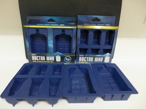 Doctor Who Silicone Cookware Review