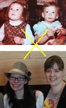 Sarah B and Me. Babies & Now